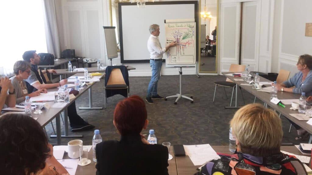Formation PNL Coaching avec Paul Pyronnet
