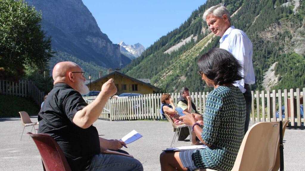 Formation PNL en été dans la région de Savoie